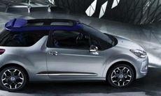Citroën DS3 blir eldriven