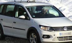 Spion: Familjebilen Volkswagen Touran