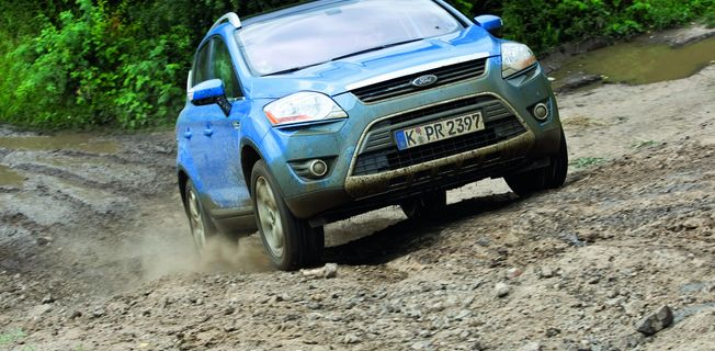 Ford Kuga 2.0 TDCi 2x4 (2011-)