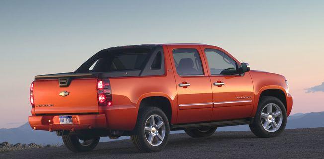 Chevrolet Avalanche 5.3 (2011-)