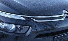 Spion: Citroën C4 Picasso – helt utan maskering