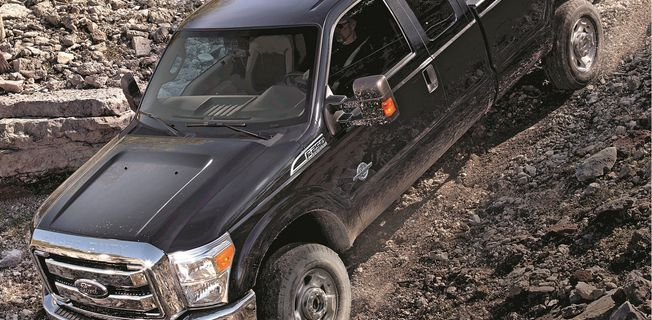 Ford F-250 Super Duty (2011-)