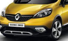 Renault Scénic är död – leve nya Scénic XMOD