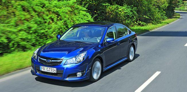 Subaru Legacy 2.5 (2011-)