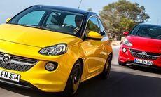 """""""En Opel Adam i Buzz Lightgreen, tack!"""""""