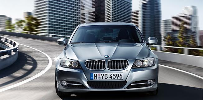 BMW 320i (2011-)