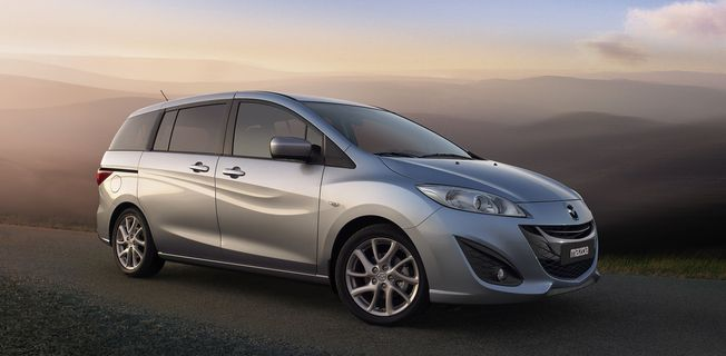 Mazda 5 2.0 MZR (2011-)