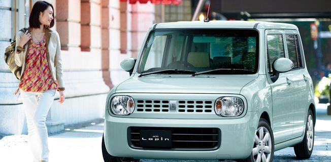 Suzuki Alto Lapin 0.7 (2011-)