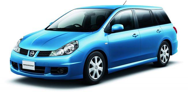 Nissan Wingroad 1.5 (2011-)
