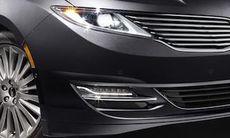 Lincoln MKZ får teknik från Ford Mondeo