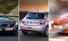 Vem vinner Årets Bil?