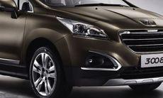 Peugeot 3008 får (kanske) ett lyft - blir lik 208