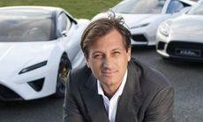 Lotuschefen Dany Bahar har fått kicken