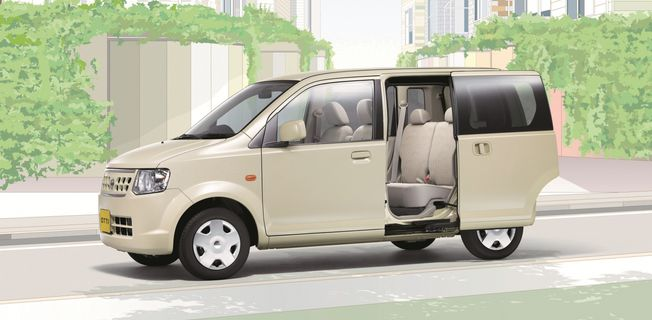 Nissan Otti 0.7 (2011-)