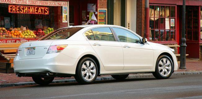 Honda Accord 3.5 Coupé (2011-)