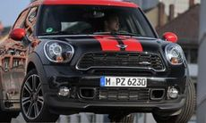 Provkörning: Mini John Cooper Works Countryman