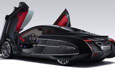 McLaren X-1 – specialbyggd i ett exemplar