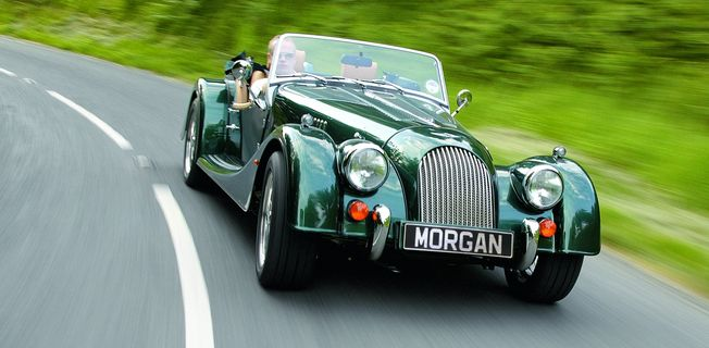 Morgan Roadster V6 (2011-)