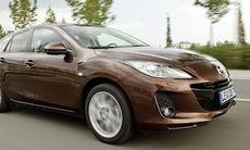 Mazda 3 får ett ansiktslyft