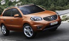 Renault uppdaterar Koleos och Laguna