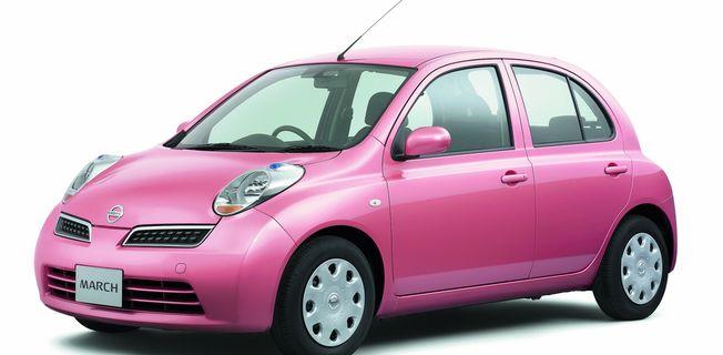 Nissan March 1.5 E (2011-)