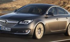 Officiell: Nya Opel Insignia