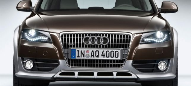 BEG: Audi A4 Allroad - solid tuffing!