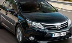 PROVKÖRD: Toyota Avensis - lite piggare!