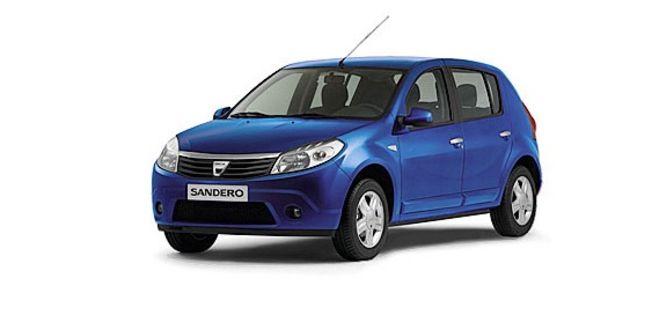 Dacia Sandero 1.6 MPI (2011-)