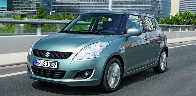 Suzuki Swift 1.2 VVT (2011-)