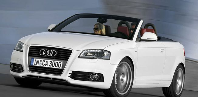 Audi A3 Cabriolet 1.6 TDI (2011-)