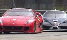 Ferrari 599FXX Evolution och FXX Evo – skönsång!