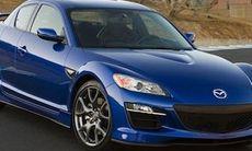 Mazda RX-8 är officiellt nedlagd