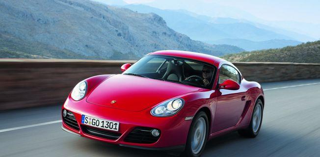 Porsche Cayman (2011-)