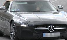 Spion: ny Mercedes SLS AMG