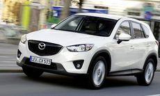 Mazda går med vinst för första gången på fem år