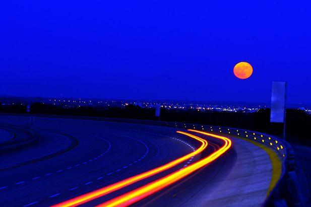 Nardobanan, högfartstest - Bild 528774