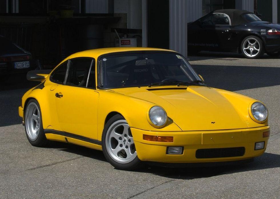 Ruf CTR Yellowbird, originalet från 80-talet