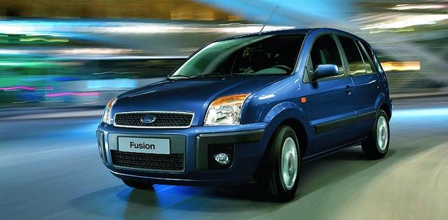 Ford Fusion 1.6 16V (2011-)