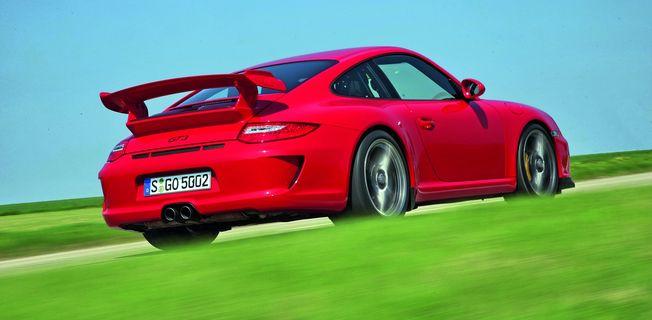 Porsche 911 GT3 (2011-)