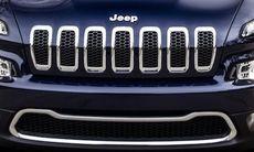 Officiell: Jeep Cherokee med helt nytt ansikte