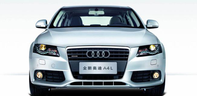 Audi A4L 1.8 TFSI (2011-)