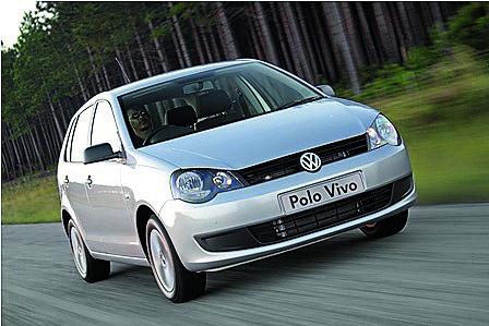 Volkswagen Polo Vivo 1.6 (2011-)