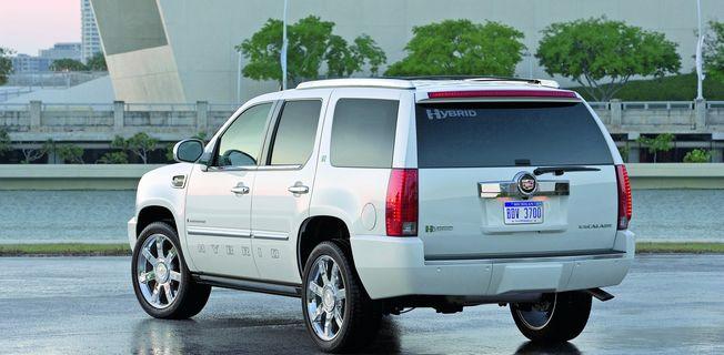 Cadillac Escalade 6.0 Hybrid (2011-)