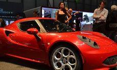 Alfa Romeo ska tredubbla försäljningen