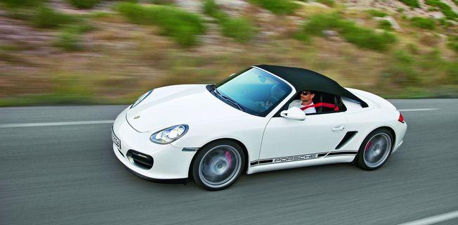 Porsche Boxster Spyder (2011-)