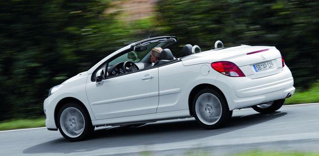 Peugeot 207 CC 155 THP (2011-)