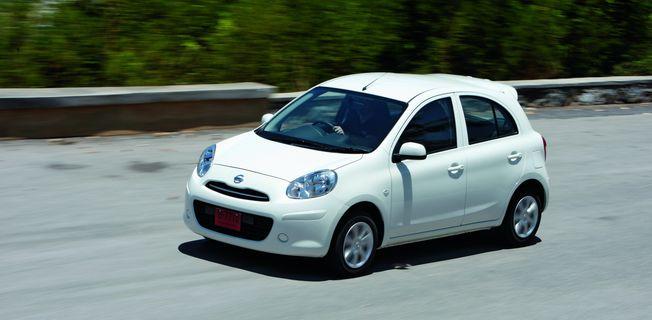 Nissan Micra 1.2 (2011-)
