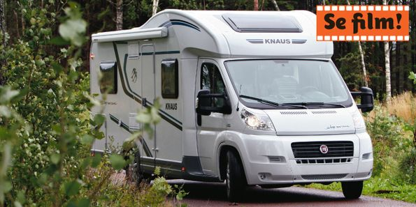 Husbil: Knaus Sky Wave 650 MF